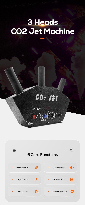 co2 jet machine