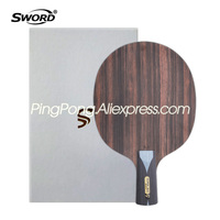 SWORD BLACK GOLD Provincial (Ebony ALC) Sword Table Tennis Blade ALC Racket Original SWORD Ping Pong Bat Paddle