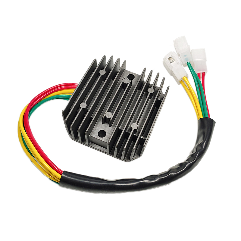 For <font><b>HONDA</b></font> VT1100 VT <font><b>1100</b></font> C SHADOW SPIRIT 1998-2005 New <font><b>Motorcycle</b></font> Voltage Regulator Rectifier Hot Sale Wholesale Free Shipping image