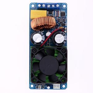 Image 3 - 500W płyta wzmacniacza IRS2092S mono kanałowy wzmacniacz cyfrowy klasy D HIFI wzmacniacz mocy pokładzie wzmacniacz cyfrowy