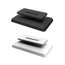 Anti Slip Base Mount Bracket Adjustable Rotatable Magnetic Bracket Speaker Holder for Amazon Echo Show 8 Stand