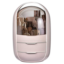 Women Travel Toiletry kits Beauty Cosmetic Case Fashion Acry