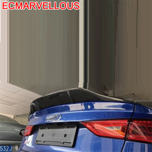 Parts Accessory Exterior Decorative Modified Modification Wing Automobiles protector Upgraded Mouldings Spoilers FOR Audi RS3