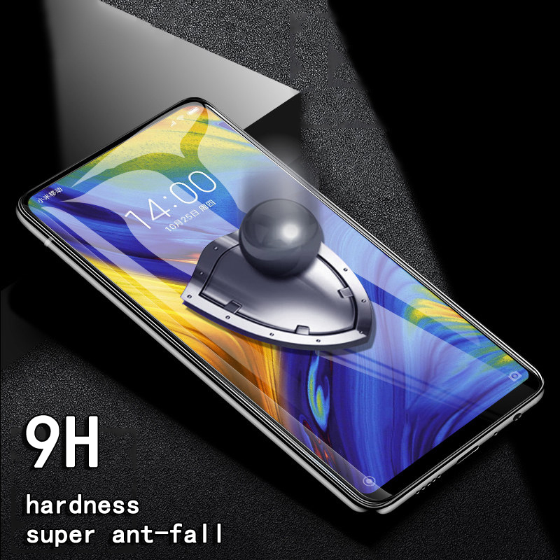 Image 3 - 6D Glass for Xiaomi Redmi K20 Pro Mi 9T 7A Screen Protector Mi9T Mix 3 2S Tempered Glass for Xiaomi Mi 9T 9 SE Pro Pocophone F1-in Phone Screen Protectors from Cellphones & Telecommunications