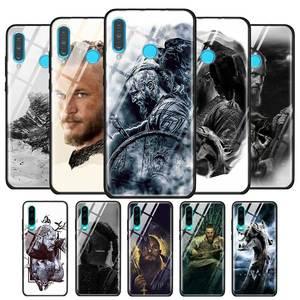 Чехол из закаленного стекла для телефона Honor 8X 9X 20 10 Lite 9X 20 30 Pro Plus X10 5G чехол vikings serie Colorful