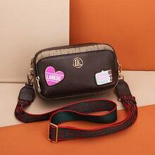Women's Designer Luxury Handbag 2019 Fashion New High quality PU Leather Women Handbags pattern Shoulder Messenger Bag Satchels