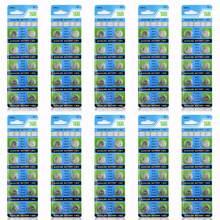 100 pièces AG13 ag 13 357A Pila LR44 SR44 lr44 pile bouton alcaline pile bouton 1.5V AG 13 LR1154 pour calculatrice de montre