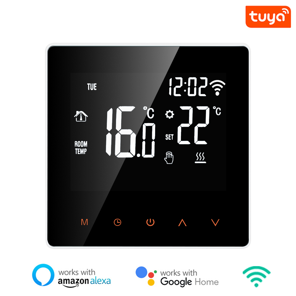 Смарт-термостат для теплого пола, 3 а/16 А, Wi-Fi