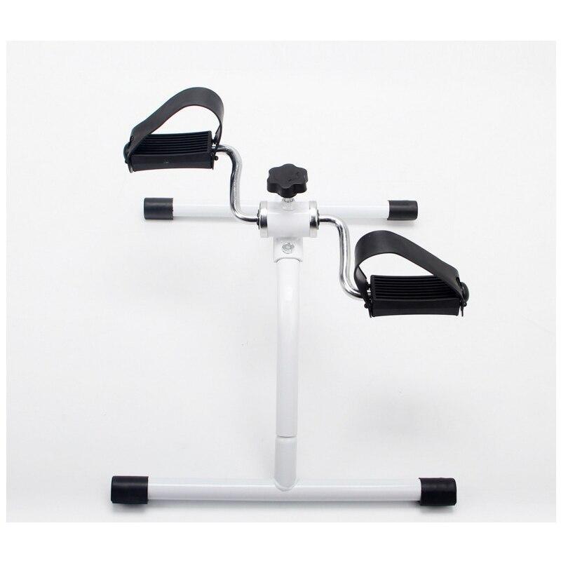 Máquina de Exercício Máquina de Ginástica para Uso Caseiro e Fitness Reabilitação de Perna para Uso Mini Portátil Dobrável Interno