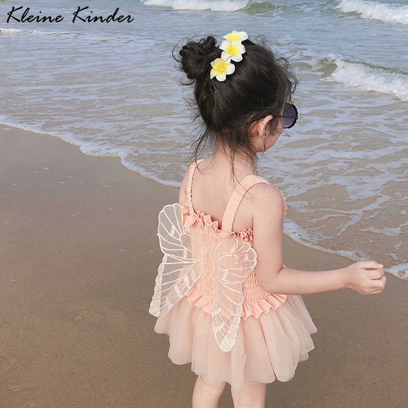 US Toddler Baby Girl Strap Floral Mesh Short Jumpsuit Hawaii Beach Party Dresses