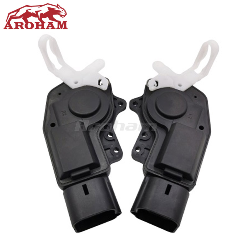 New Brand Pair 69140-12040 69130-12040 Rear Left Right Door Lock Actuator For Toyota Corolla Avensis Verso Picnic 2001-2009