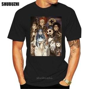 Tim Burtons Creations Movies Best Director Imaginarion Innovation T Shirt cotton tshirt men summer fashion t-shirt euro size