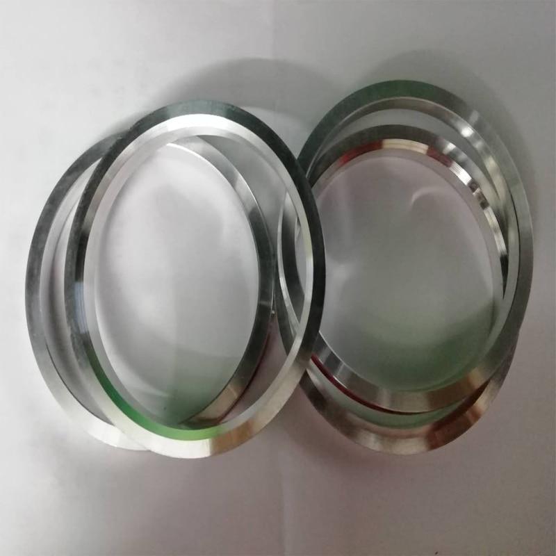 59.1-54.1 Conjunto de 4 Anillos Espita De Acero Para Aleación Espaciador centrada en el Cubo de rueda