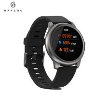 Xiaomi Haylou Solar LS05 inteligentny zegarek sportowy metalowy okrągły futerał Monitor snu SmartWatch globalna wersja Youpin spada tanie tanio CN (pochodzenie) Brak Na nadgarstek Zgodna ze wszystkimi 128 MB Krokomierz Rejestrator aktywności fizycznej Rejestrator snu