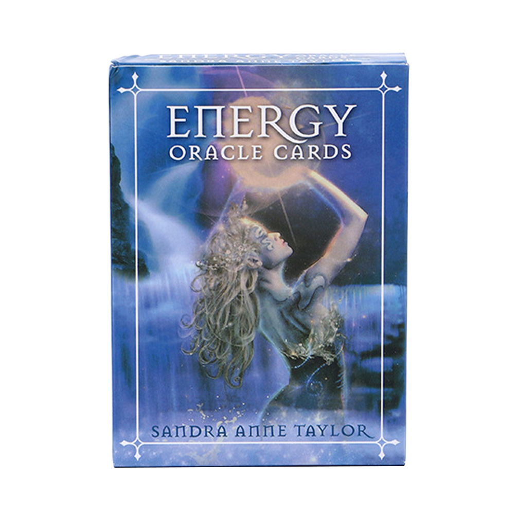 Guidance Divination Colorful Box Board Games Magic Tarot Oracle Cards Travel Party Deck Read Fate Table Family Playing Gift Home