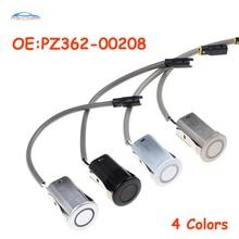 4 цвета PZ362-00208 PZ36200208 для Toyota Camry 30 40 Lexus RX300 RX330 RX350 парковки PDC Сенсор PZ362-00208-A0/B0/C0/E0