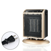 Newest Mini Silent Mute Upright Heating Warm Air Blower Heater for Winter Home Room industrial oil fired warm air heater workshop greenhouse plant large power air heating unit warm air drier xdtf 30