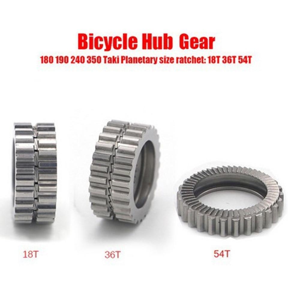 BE/_ 18T//36T//54T Bicycle Bike Hub Parts Ratchet Set for DT Swiss X1600 X1700 1501