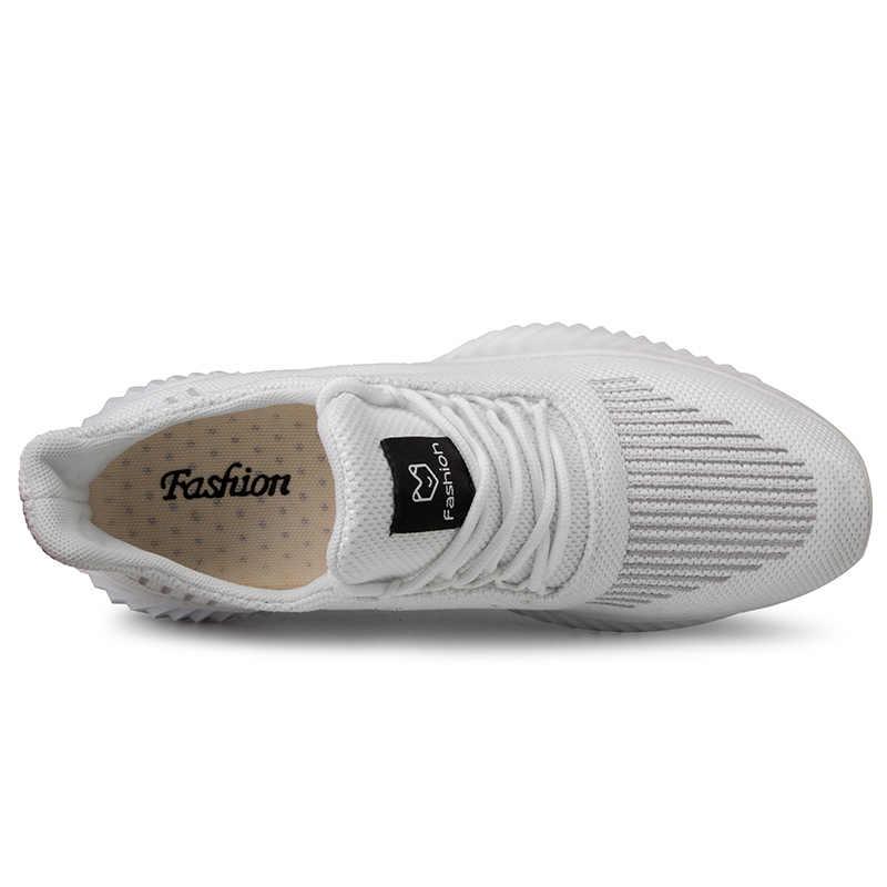2019 新スニーカーライト通気性 Zapatillas 男カジュアルシューズカップルの靴ユニセックス Zapatos Hombre ビッグサイズ 47