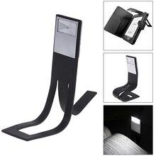 Portable Flexible Folding LED Clip On Reading Book Light Lamp For Reader Kindle