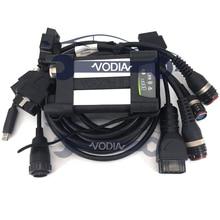 Per volvo Vocom II 88894000 + V2.7 PTT dev2tool Premium Tech strumento per volvo camion escavatore costruzione di diagnostica
