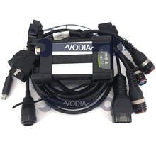 Для volvo Vocom II 88894000 + V2.7 PTT dev2tool Премиум технологический инструмент для volvo грузовик экскаватор строительство Диагностика