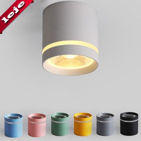 luz para teto macaroon luz regulavel para baixo 9w 6w para secador varanda para corredor
