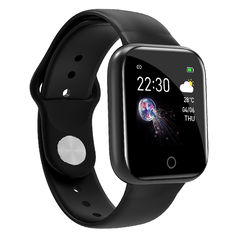 Wholesale I5 Smart Watch For Apple Watch Music Control Multiple Dials Heart Rate Fitness Bracelet SmartWatch Men Women Android