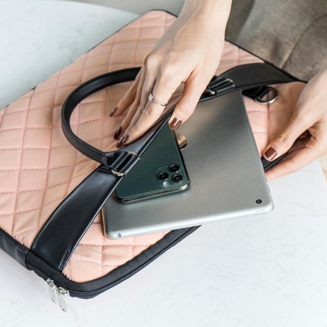 Business Travel Travel bags Waterproof Messenger Laptop Bag