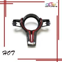 For-BMW M Series F80 F82 F10 F06 F12 F13 F15 F16 ABS/Carbon Fiber Steering Wheel Trim 1pcs/2pcs/3pcs Assembly