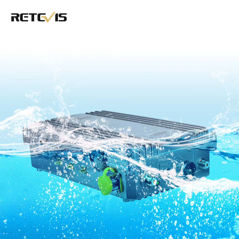 Retevis RT94 Smart Repeater DMR Digital+LTE Converged Communication System
