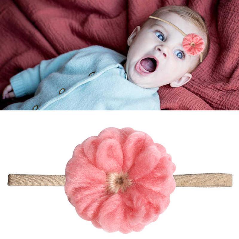 الطفل الانحناء الوليد الفتيات زهرة عقال العظم الراحة الرضع الأميرة غطاء الرأس طفلة عمامة أغطية الرأس إكسسوارات الشعر