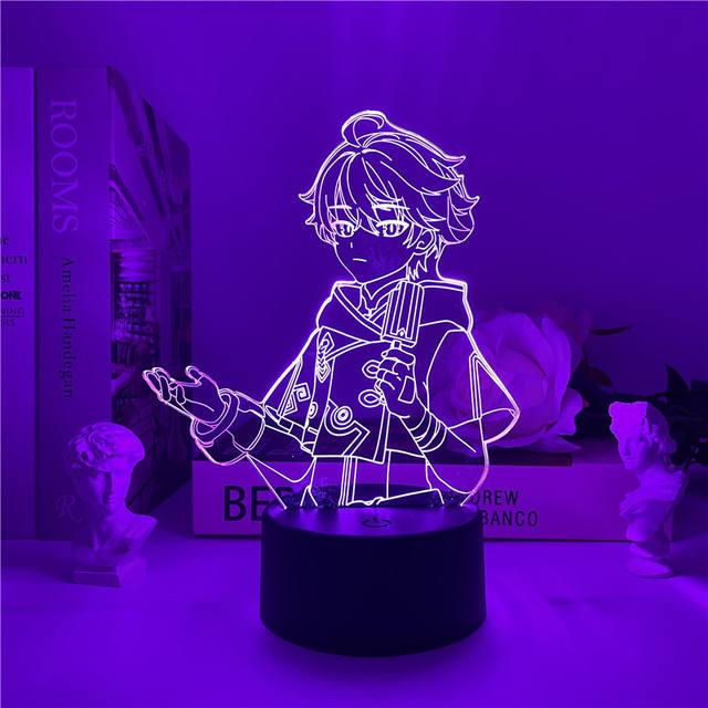 CHONGYUN GENSHIN IMPACT 3D LED LIGHT