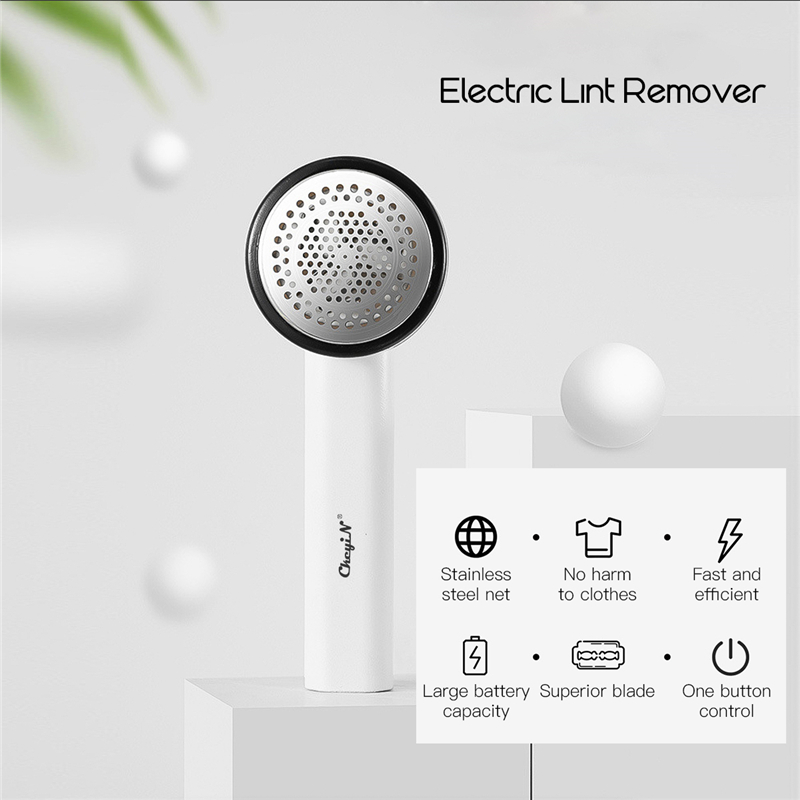 Electric Lint Remover Rechargeable Pellet Remover Curtains Carpets Clothes Pilling Machine Lint Clothes Trimmer Sweater Depiller