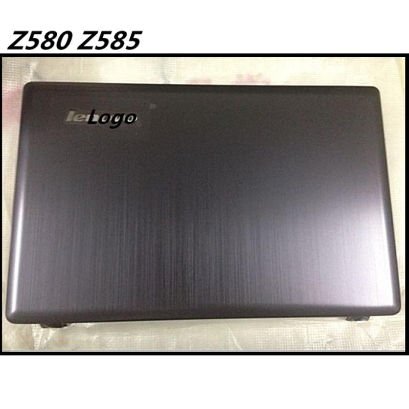 ЖК-задняя крышка крышки экрана крышка экрана для lenovo Z580 Z585 передняя рамка Корпус чехол