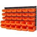Аппаратные инструменты подвесная пластина для гаражной мастерской стеллаж для хранения винтовой ключ классификация деталей коробка для и...