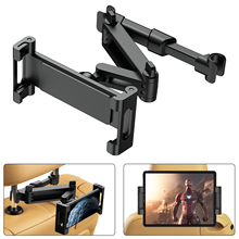 5-11 inch Phone Tablet PC Car Holder Stand Back Auto Seat Headrest Bracket Support Accessor
