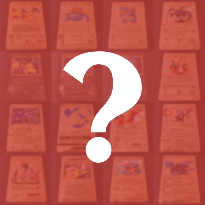 Lucky Bag Pokemon Go Color Metal Battle Pokemon Cards Shining Charizard Collection Gift Kids Pokemon Toys
