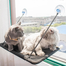 Присоска для кошек, подвесная кровать, диван для кошек, кровать для кошек, Лежанка под солнцем, прочное сиденье для кошек, искусственные Дома...