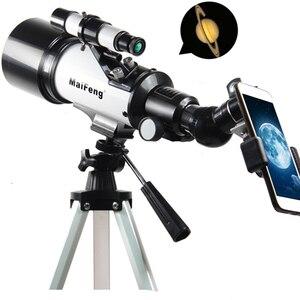 Image 5 - Obserwacja gwiazd teleskop astronomiczny 40070 lornetka jednookularowa krajobraz obiektyw wejście na zewnątrz profesjonalne lunety celownicze