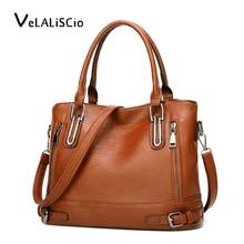 handbag bag 2019 Women Fashion Shoulder Bags big Messenger Crossbody Leather Ladies Bag woman