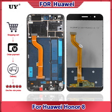5.2''Original Display For Huawei Honor 8 LCD Display Touch Screen Digitizer For Honor 8 Display FRD-L19 FRD-L14 Replacement Part