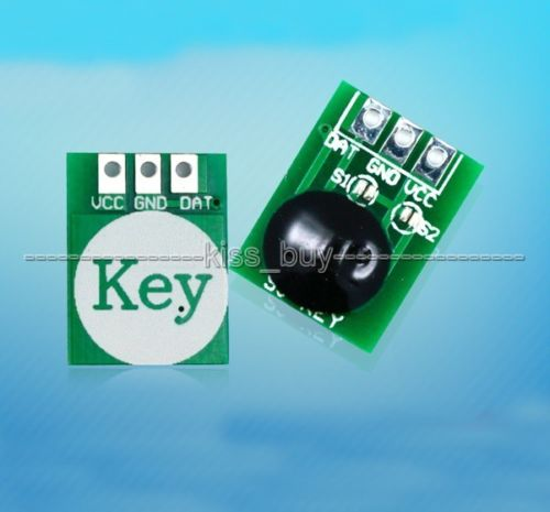 Dykb THuman Ouch Sensor Switch Inching / Digital Smart Touch Delay Sensor /Latch Control Capacitive Touch Jog Button Module