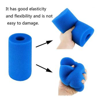 Reusable Washable Swimming Pool Filter Foam Cylindrical Cartridge Sponge For Intex Filter Type A Cleaning Replacement