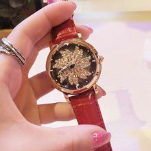 YOL206 Belt Digital Watch Gift for Female Students
