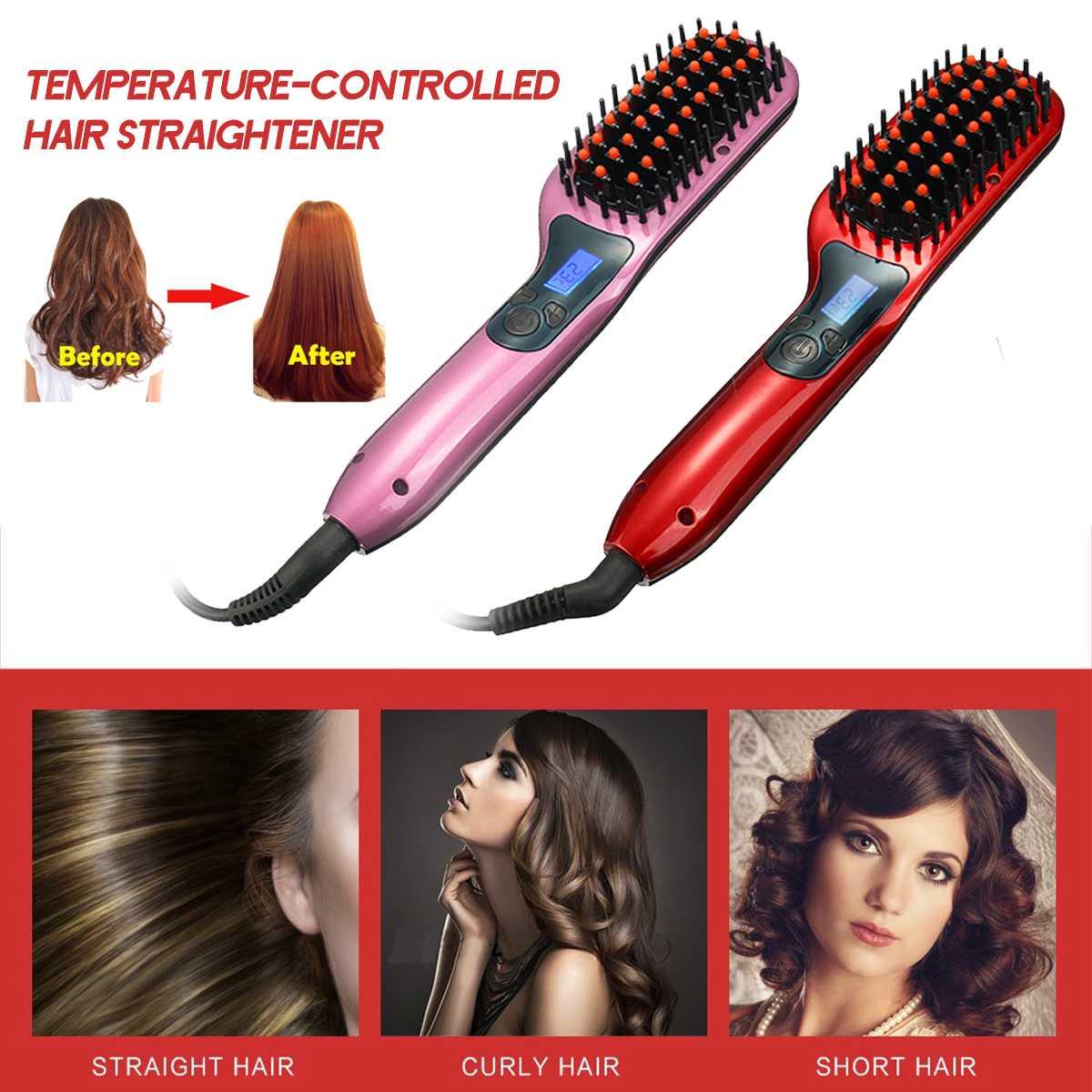 curling escova ferramentas estilo de cabelo