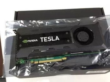 Tesla K40C GPU card accelerates high-end computing graphics 12G high-performance computing usd original фото