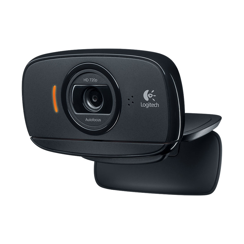 Logitech C525 Camera With Microphone Desktop Computer Laptop Dedicated HD Face Recognition Autofocus Net Lesson Equipment