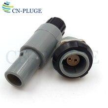 Connecteur de câble en plastique Type M14 PAG/PLG, 2 3 5 6 7 8 9 10 14 broches, connecteur de câble dalimentation pour équipement médical, fiche et prise