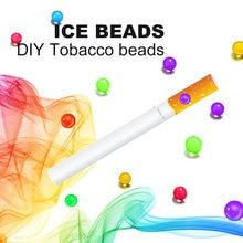 100 шт сделай сам сигареты попы бусины ледяные фрукты ароматизатор